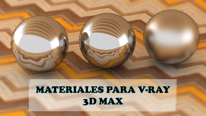 texturas de v-ray 3Dmax