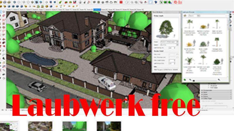 descarga Laubwerk free gratis