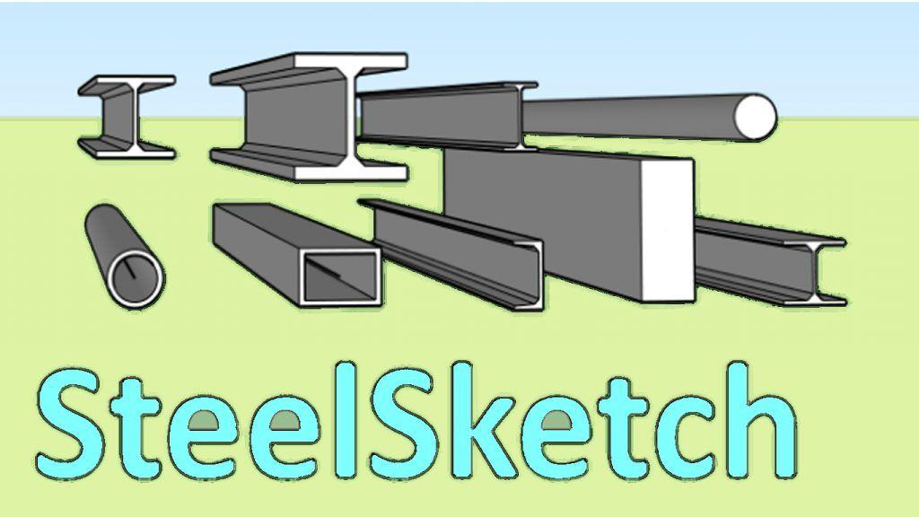 descargar Steelsketch para sketchup