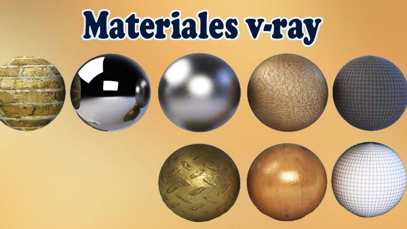 texturas de v-ray