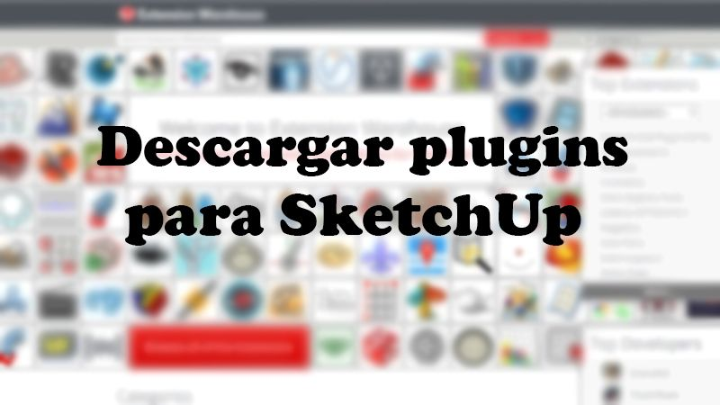 Descargar sketch up