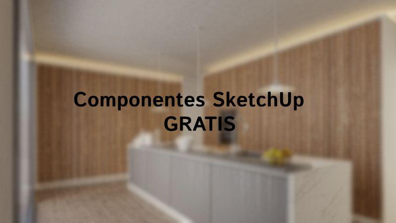 Componentes SketchUp 8