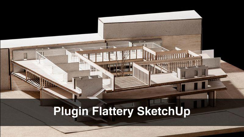 Descargar Flattery para SketchUp