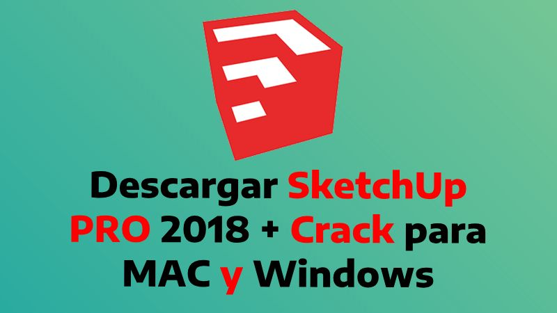 download sketchup 2018 pro full
