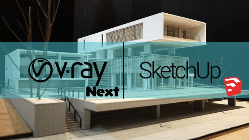 Descargar Vray Next 4.0 SketchUp 2019