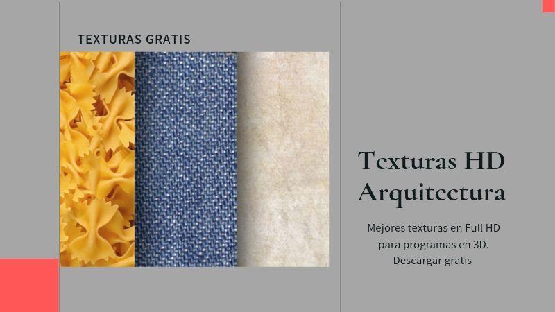 descargar Texturas HD Arquitectura
