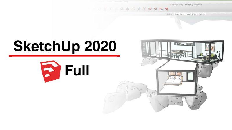 Descargar Sketchup pro 2020
