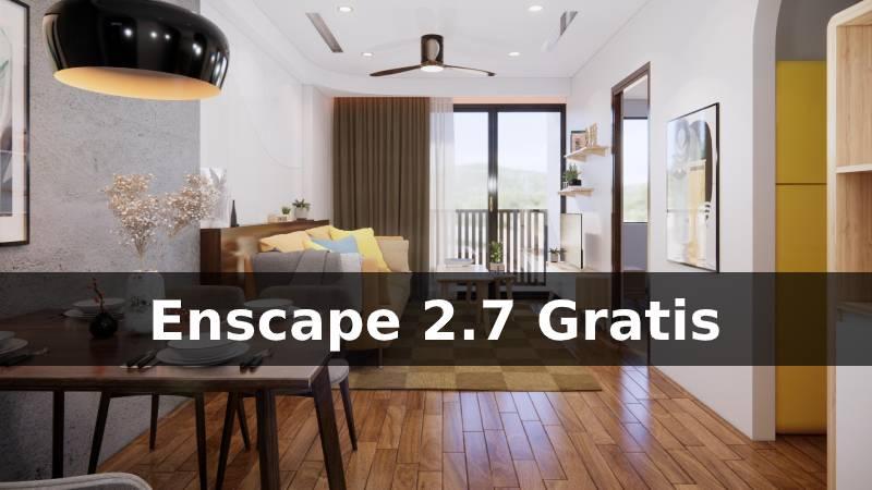 Enscape 2.7 full crack