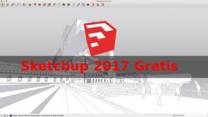 Sketchup 2017 descargar en Windows
