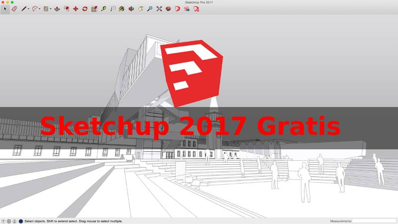Sketchup 2017 descargar en Windows