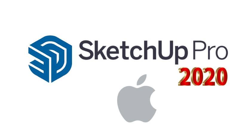 Sketchup pro 2021 en mac