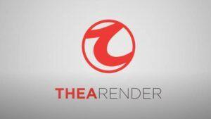 Thea Render instalar en windows